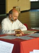 Académie de Chant grégorien à Liège avec Marcel Pérès