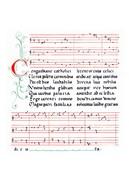 Stage de chant sur les offices de Saint-Jacques de Compostelle