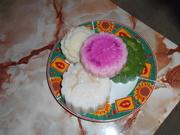 Jelly mooncake