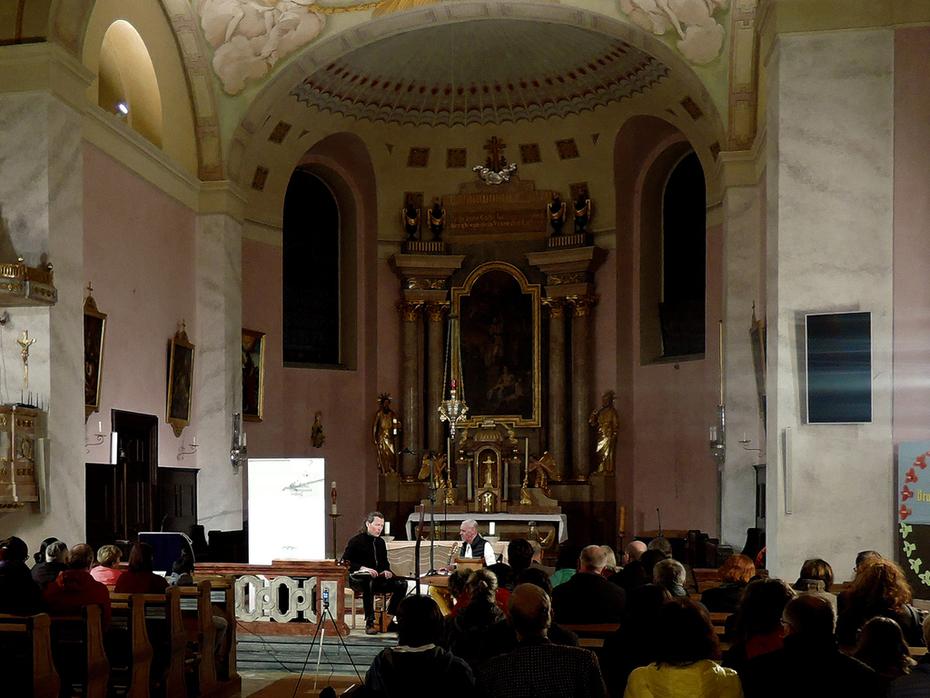 Aionigma @ Pfarrkirche Raidling 2019