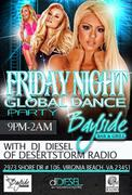 Catch DJ Diesel Live from Clubs up and down the coast!!