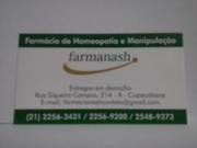 Farmácia Homeopática Nash