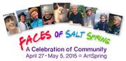 Tamar Griggs: Faces of Salt Spring