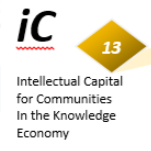 The World Conference on Intellectual Capital for Communities, 13th Edition
