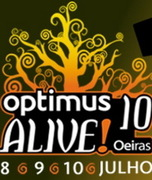 MÚSICA: Optimus Alive 2010