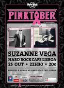 MÚSICA: Suzanne Vega no Pinktober