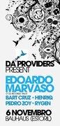 NOITE: Da Providers presents Edoardo Marvaso