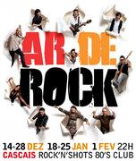 MÚSICA: Ar de Rock ao vivo em Cascais