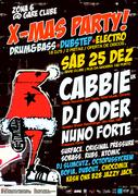 NOITE:X-MAS PARTY@GARE CLUBE