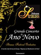 ESPECTÁCULOS: Strauss Festival Orchestra e Strauss Ballet Ensemble