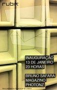 NOITE: Inauguração Club Rubik em lisboa