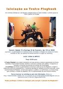 Workshop de Iniciação ao Teatro Playback (Lisboa)