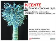 "EXPOSIÇÕES: ""Vicente"", de António Vasconcelos Lapa"