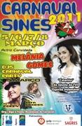 Carnaval em Sines: 5, 6, 7 e 8 de Março