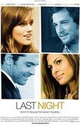 "CINEMA: ""Last Night"" - A Última Noite"