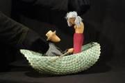 A OLHAR PRÓ BONECO – Teatro de Marionetas