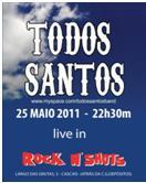 MÚSICA: Todos Santos