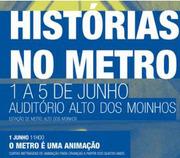 CRIANÇAS: O Metro é uma animação
