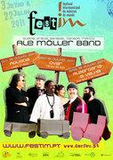 MÚSICA: Ale Möller Band