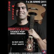 MÚSICA: Marcus Bifão ao vivo no Rock n Shots