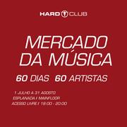 MÚSICA: Mercado da Música - 60 Dias, 60 Artistas
