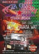FESTA: Fiesta Cubana