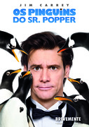CINEMA: Os Pinguins do Sr. Popper