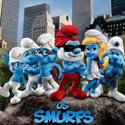 CINEMA: Smurfs (Estrunfes)