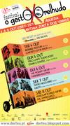 FESTIVAIS: Festival O Gesto Orelhudo 2011