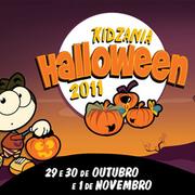 CRIANÇAS: Cidade do Halloween