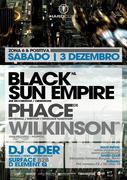 MÚSICA: BSE + PHACE + WILKINSON | D&B
