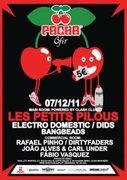 NOITE: Les Petits Pilous - Pacha Ofir - Clash Club