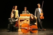 MÚSICA: Rui Paiva &Quarteto Arabesco
