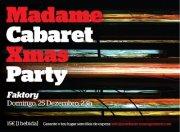 NOITE: Madame Cabaret Xmas Party 2011