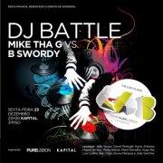 NOITE: LAB the Lost Floor presents DJ Battle