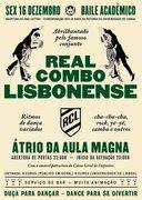 NOITE: Baile com Real Combo Lisbonense