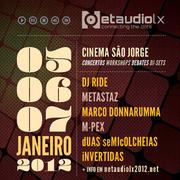 FESTIVAIS: NetaudioLx - Festival Netaudio de Lisboa