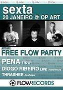 NOITE: almost Free Flow Party: Pena + Diogo Ribeiro Live + Thrasher