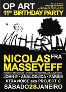 NOITE: 11th Birthday Party: Nicolas Masseyeff (FRA)