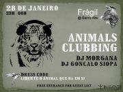 NOITE: Animals Clubbing