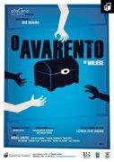 """TEATRO: """"O Avarento"""""""