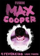 NOITE: Fusion Productions presents - Max Cooper (live)