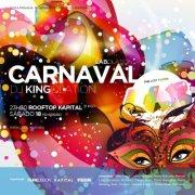NOITE: LAB the Lost Floor- CARNAVAL com o KING...olation