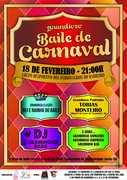 NOITE: Grandioso Baile de Carnaval
