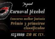NOITE: Jézebel Carnaval - A mais tradicional Festa de Carnaval
