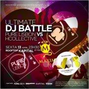 NOITE: LAB the Lost Floor - Ultimate DJ Battle