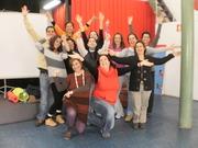 CURSOS: Curso Internacional Certificado de Líder de Yoga do Riso