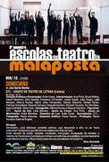 TEATRO: Domiciano | 6º Encontro Escolas no Teatro da Malaposta