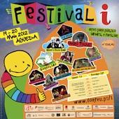 CRIANÇAS: 4º Festival i: artes para público infantil e familiar