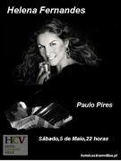 """MÚSICA: """"Melodias da Natureza"""" com Helena Fernandes e Paulo Pires-Hotel Castrum Villae"""